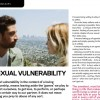 Sexual Vulnerability