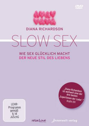 Slow Sex DVD - Diana Richardson