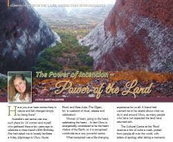 The Power of Intention - Power of the Land