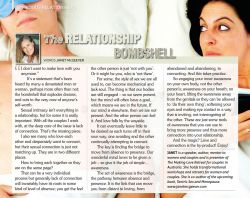 Conscious Relationships... Bringing Back Connection